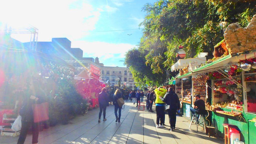 バルセロナ クリスマス旅行 ブログ