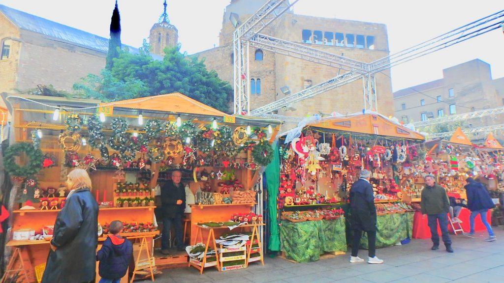 スペイン クリスマスマーケット