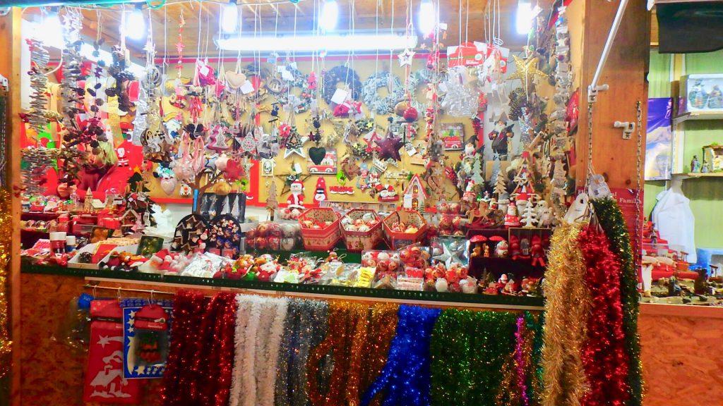 サグラダ・ファミリア クリスマスマーケット ブログ
