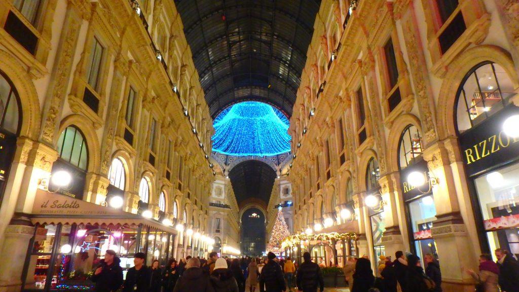 冬 ミラノ旅行 ブログ