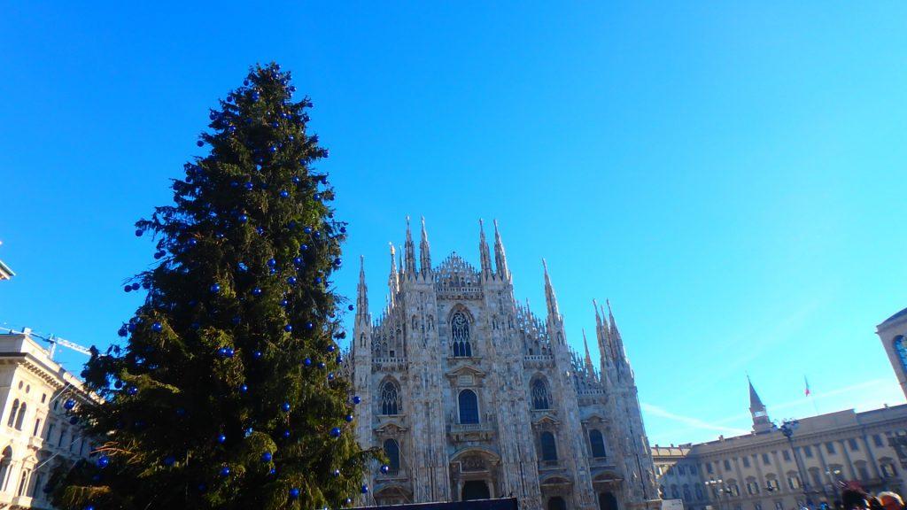 ミラノ クリスマス