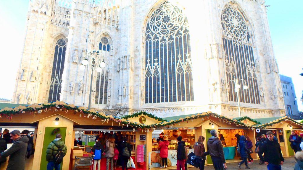 ミラノ クリスマスマーケット