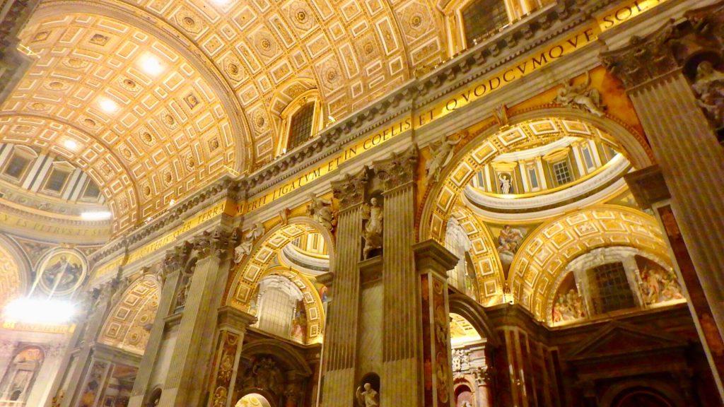 サン・ピエトロ大聖堂 ブログ