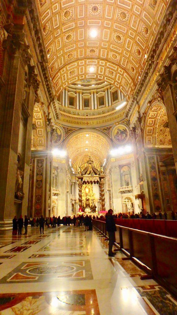サン・ピエトロ大聖堂 旅行記