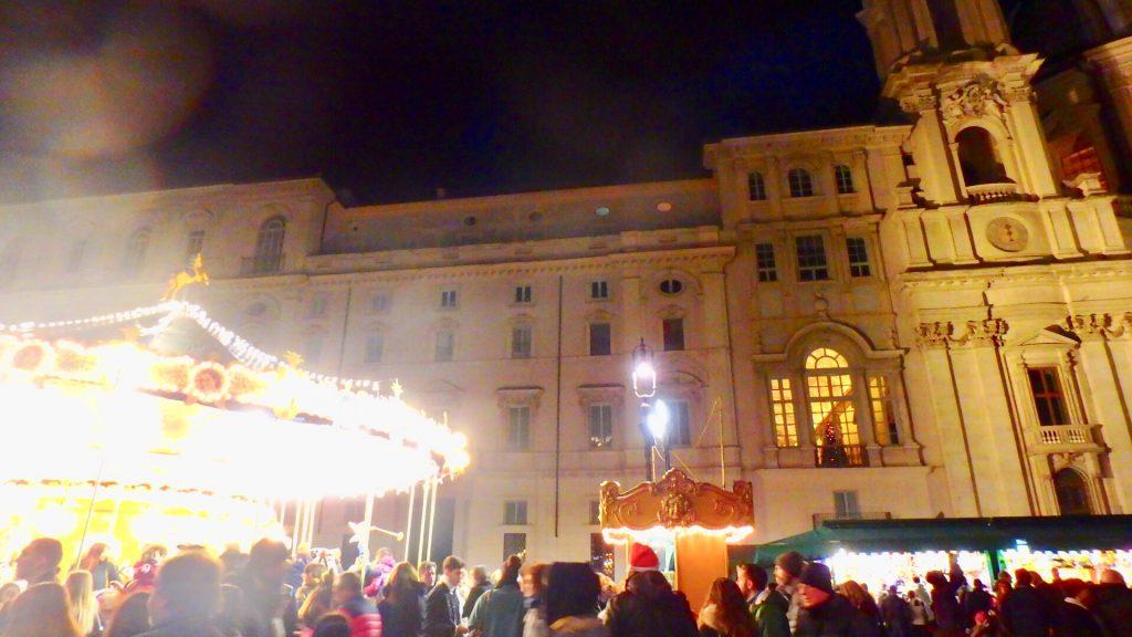 ナボナ広場 クリスマスマーケット