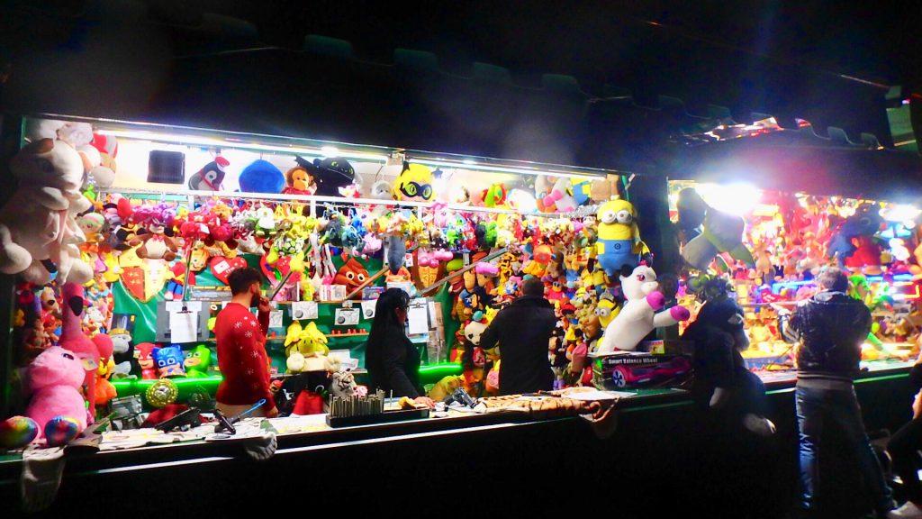 ローマ クリスマスマーケット 旅行記