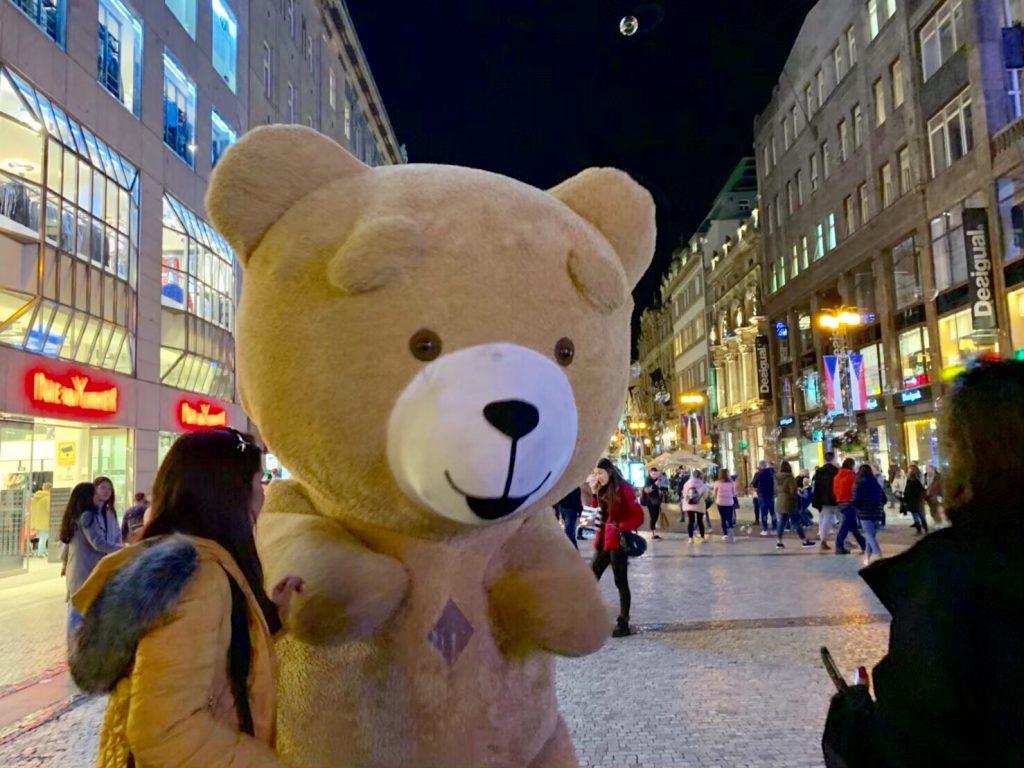 プラハ 街観光 Ted