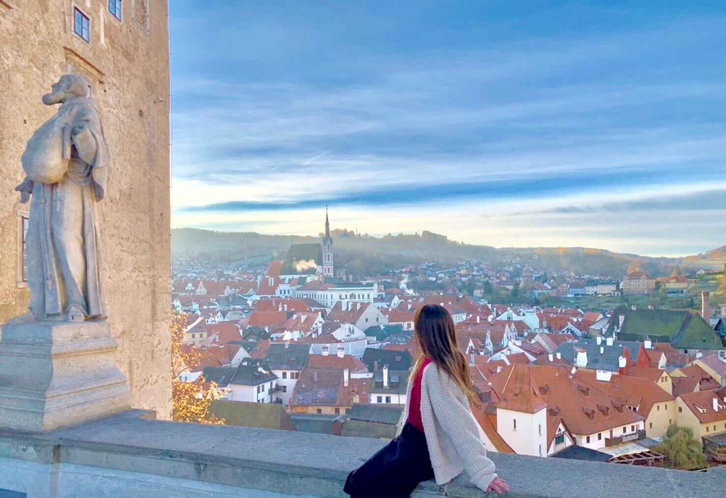 チェスキークルムロフ 女子旅 ブログ