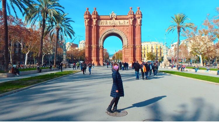 バルセロナ 観光 ブログ 女子