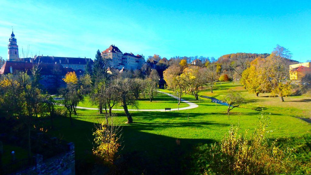 チェコ 郊外 自然 旅行