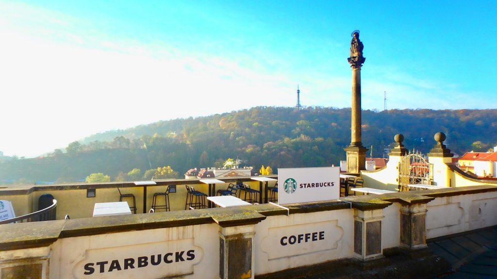 世界一美しいスタバ プラハ チェコ