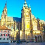 チェコ女子旅②プラハ城の綺麗な紅葉&世界一綺麗なスタバへ。旅ブログ