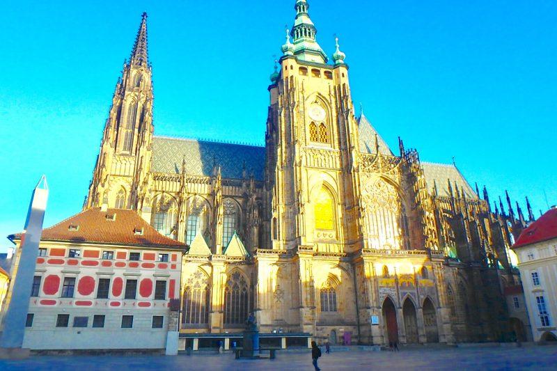 プラハ城 観光 ブログ