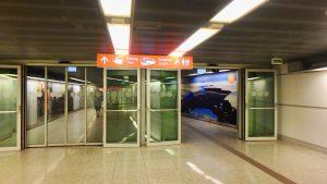 ワルシャワ 空港 電車