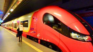 海外旅行 キャンセル 電車 鉄道