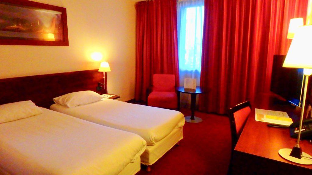 ワルシャワ ホテル