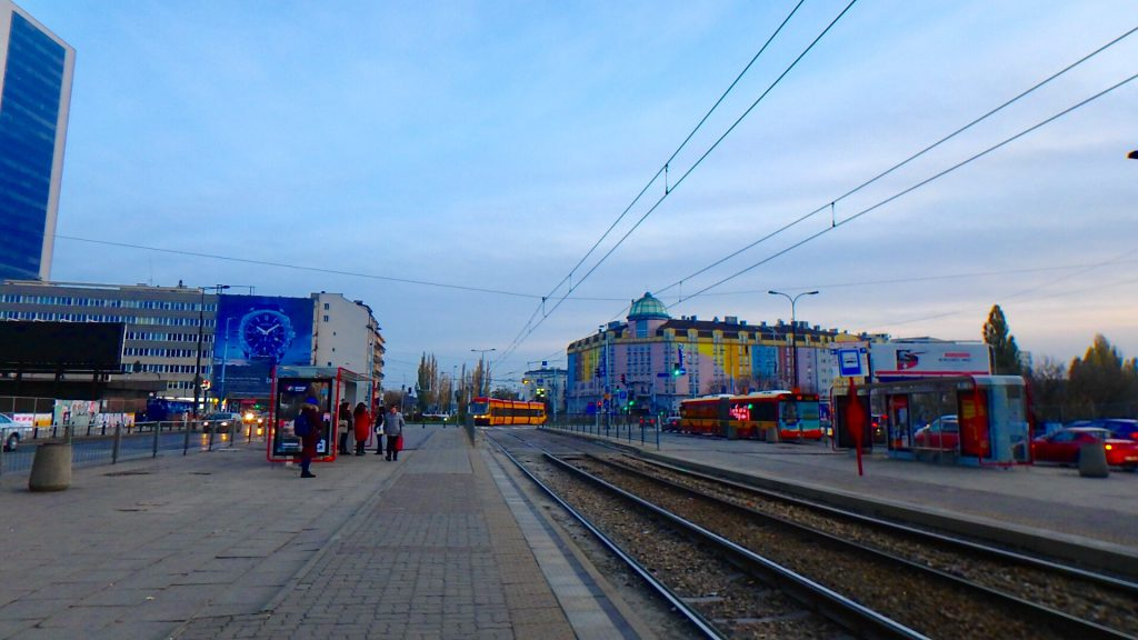 ワルシャワ オホタ駅 Warszawa Ochota