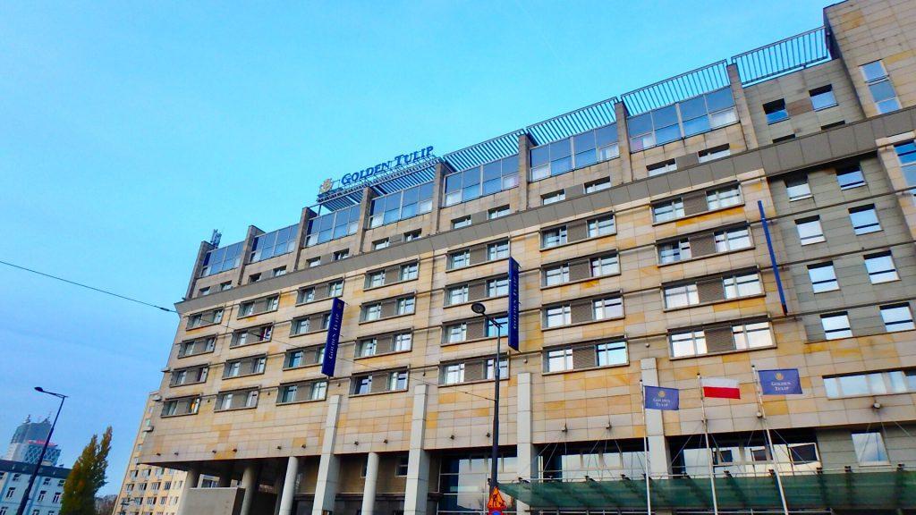 ワルシャワ ホテル ゴールデンチューリップ