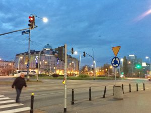 ワルシャワ Ochota駅
