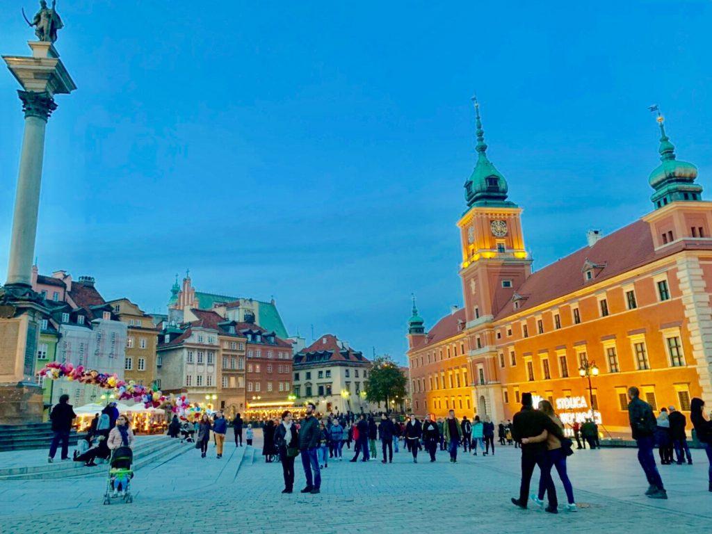 ワルシャワ 旅行 ブログ