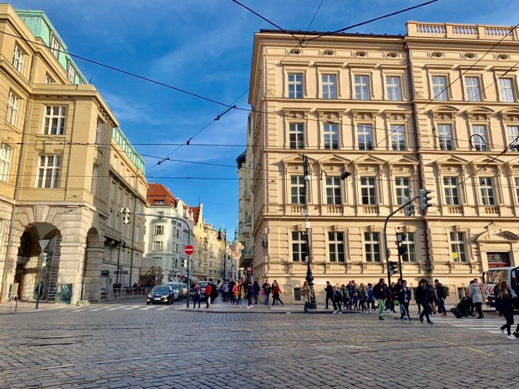 プラハ 観光 ブログ