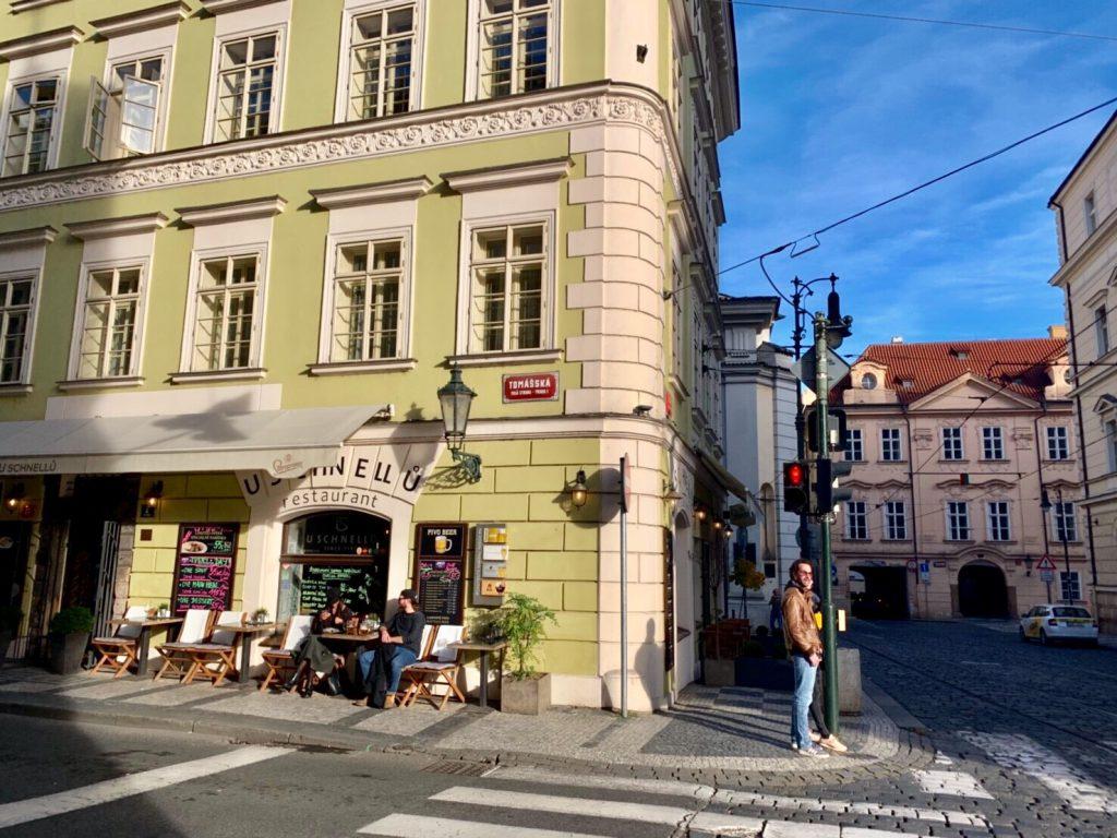 プラハ レストラン 美味しい ブログ