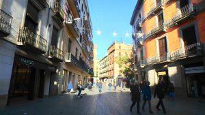 バルセロナ 市内 街歩き