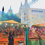 冬のバルセロナ旅行記②クリスマスマーケット&イルミネーション|女子旅