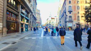 バルセロナ 観光 散策