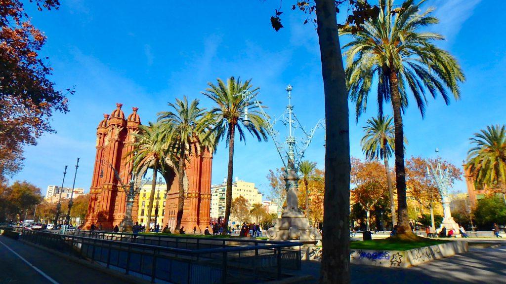 バルセロナ 冬 観光 ブログ