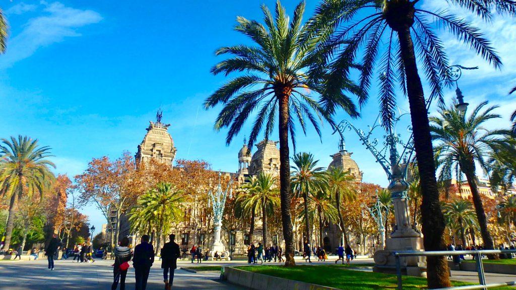 バルセロナ 観光 旅行記