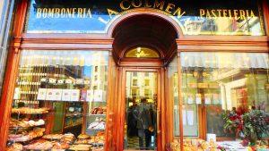 バルセロナ パン屋さん