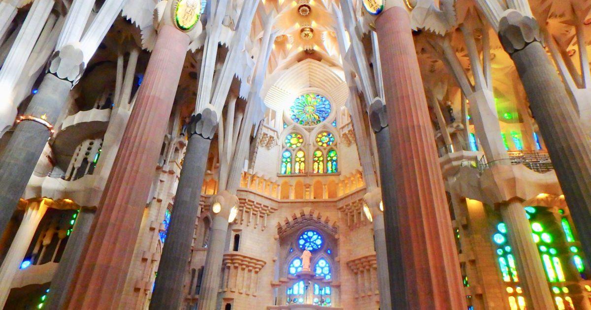 サグラダファミリア 観光 ブログ
