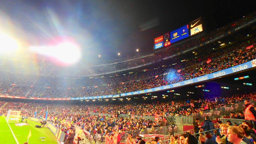 ヨーロッパ サッカー観戦 ブログ