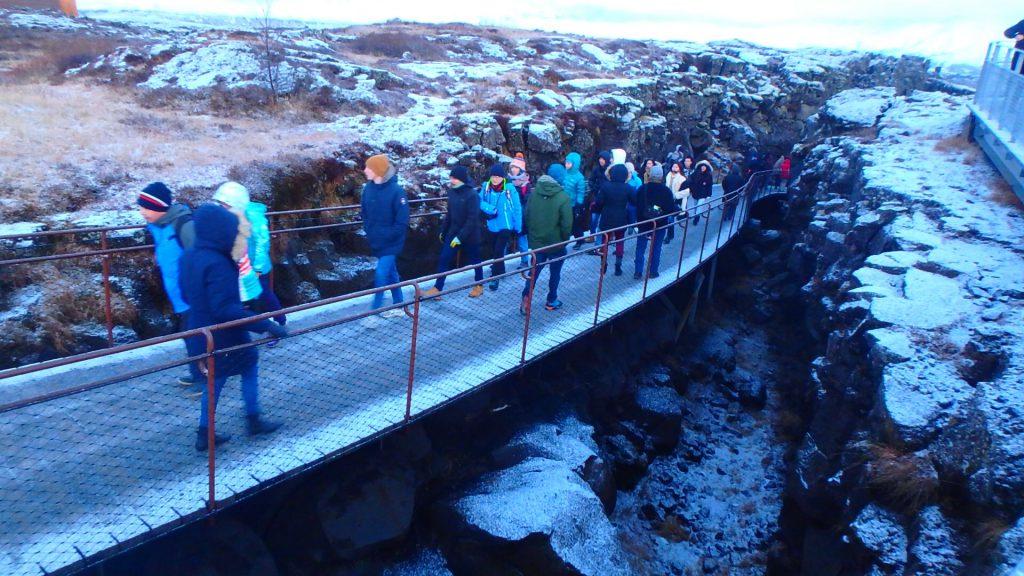 冬のアイスランド 服装