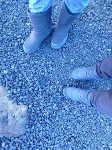 アイスランド 服装 靴 スノーブーツ