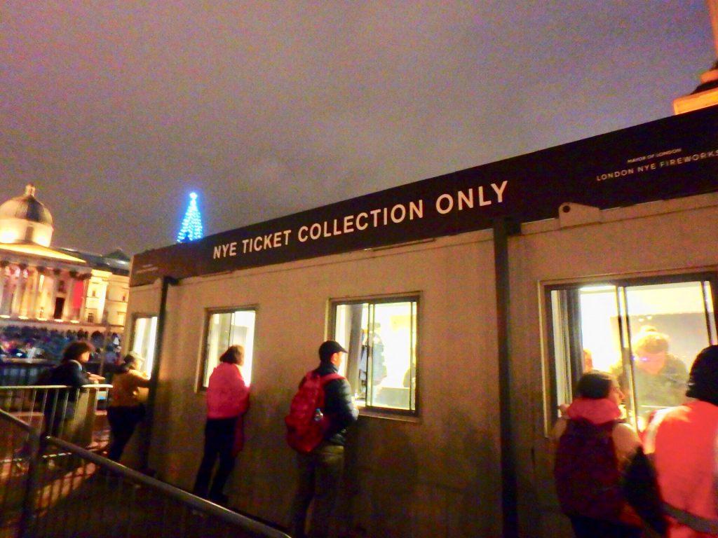 ロンドン カウントダウンチケット Box Office Collection