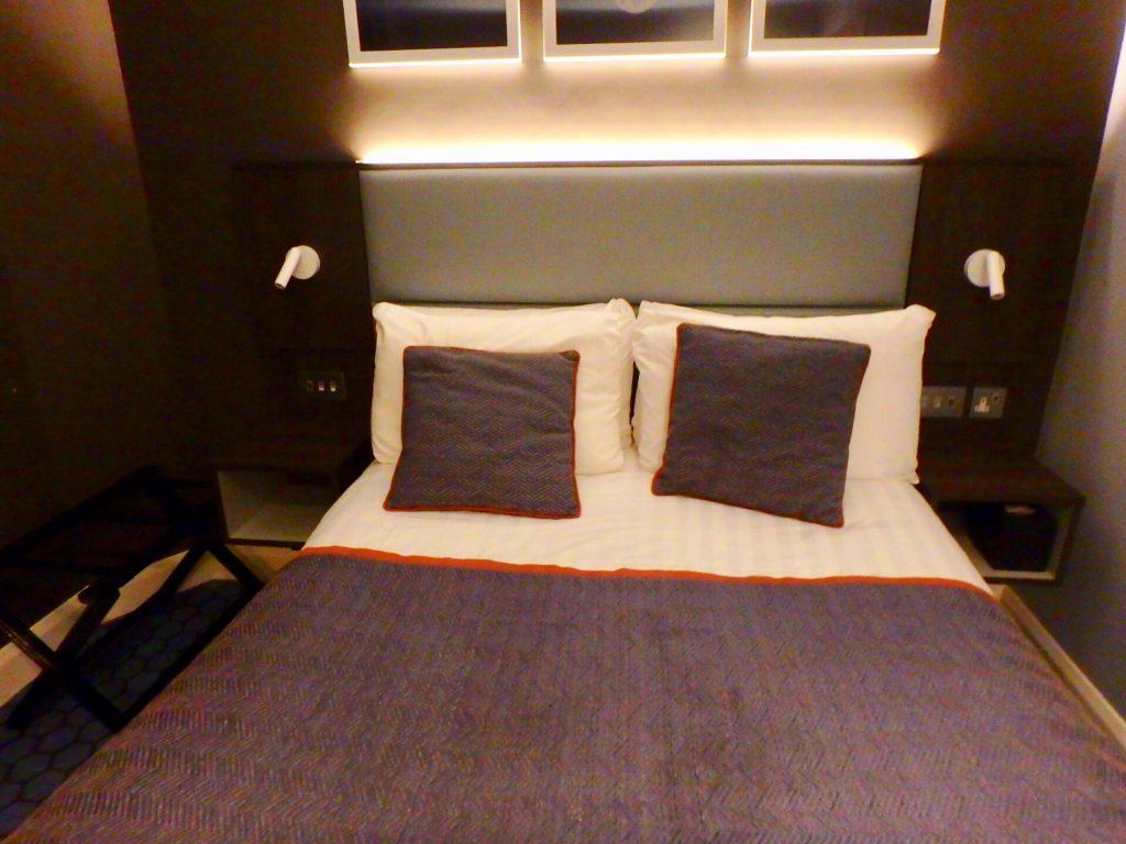 ロンドン ホテル ブログ 宿泊記