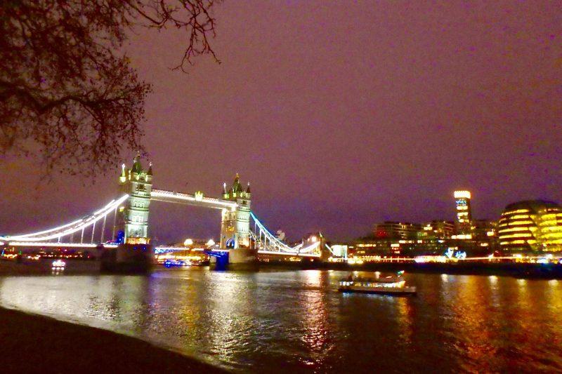 冬 ロンドン旅行 ブログ