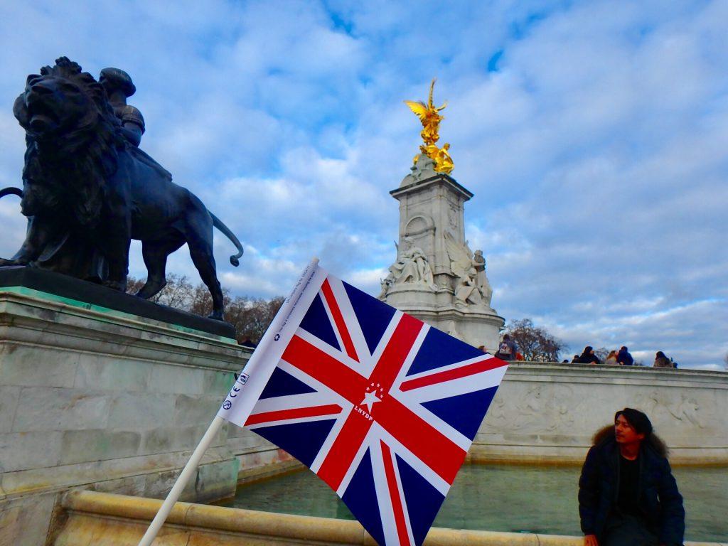 ロンドン 観光名所 バッキンガム宮殿
