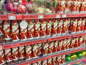 ドイツ クリスマス サンタさん