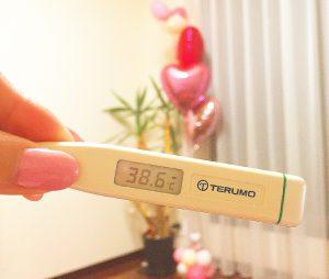 赤ちゃん連れ 海外旅行 持ち物 体温計
