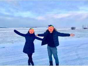冬 アイスランド旅行 ブログ