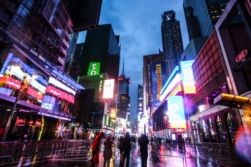 ニューヨーク カウントダウン 2020