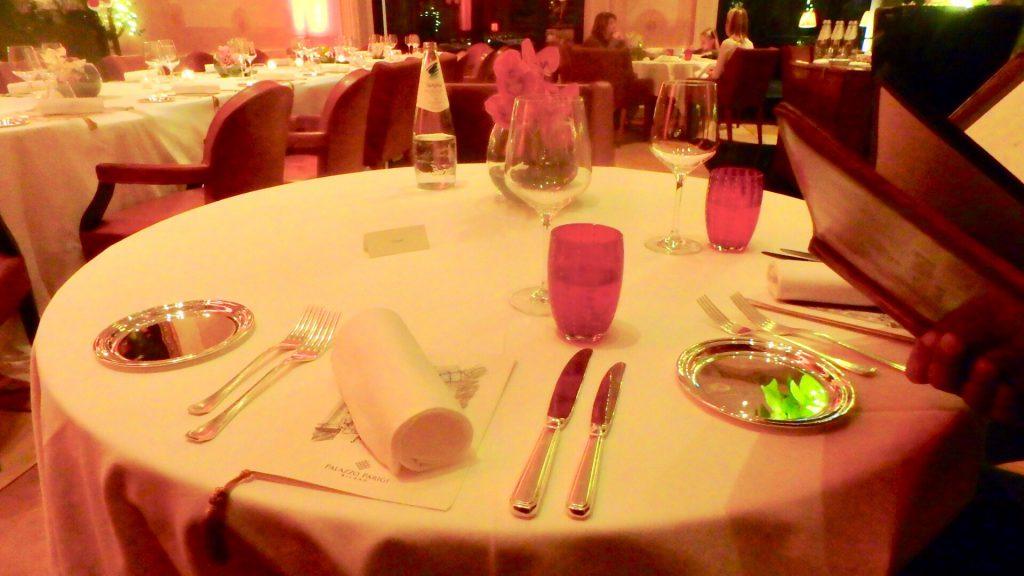 ミラノ ディナー レストラン ブログ