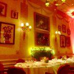 冬のミラノ旅行記④イタリアンレストランでクリスマスイブディナー