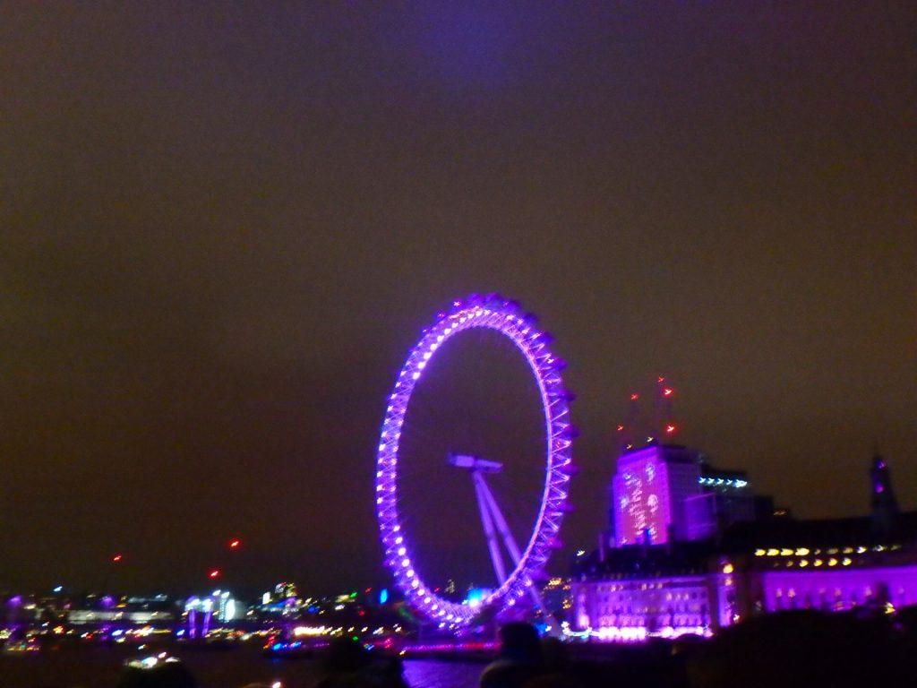 ロンドン 年越し 旅行記