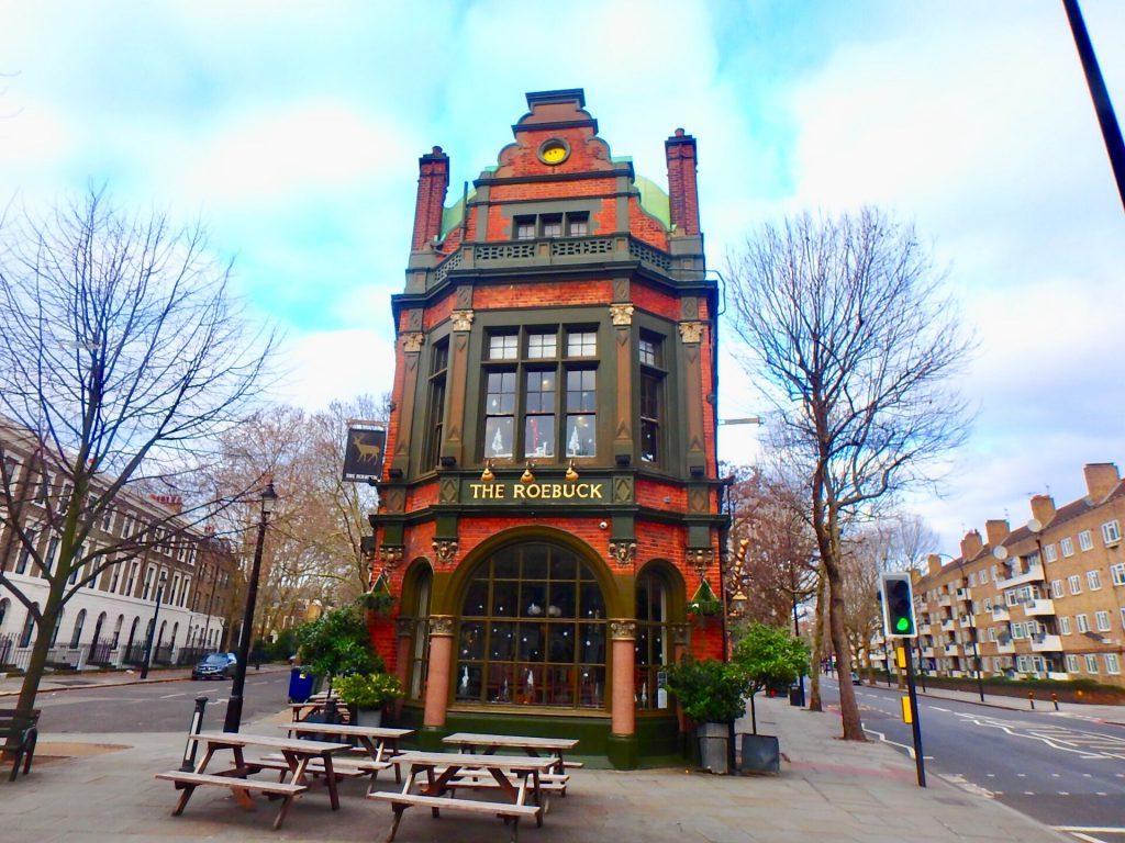 ロンドン カウントダウン Bar パブ