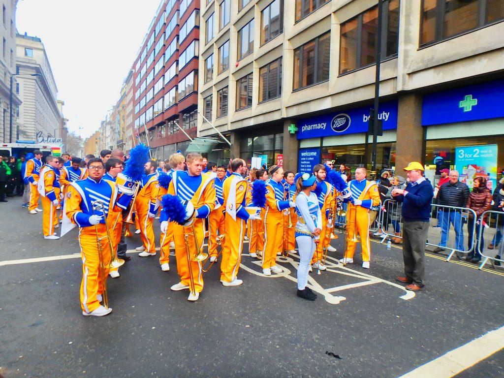 ロンドン パレード イベント