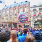 年末年始のロンドン旅行記④元旦のニューイヤーズパレードへ!旅ブログ